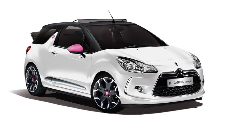 2014 Citroen DS 3 Cabrio DStyle by Benefit