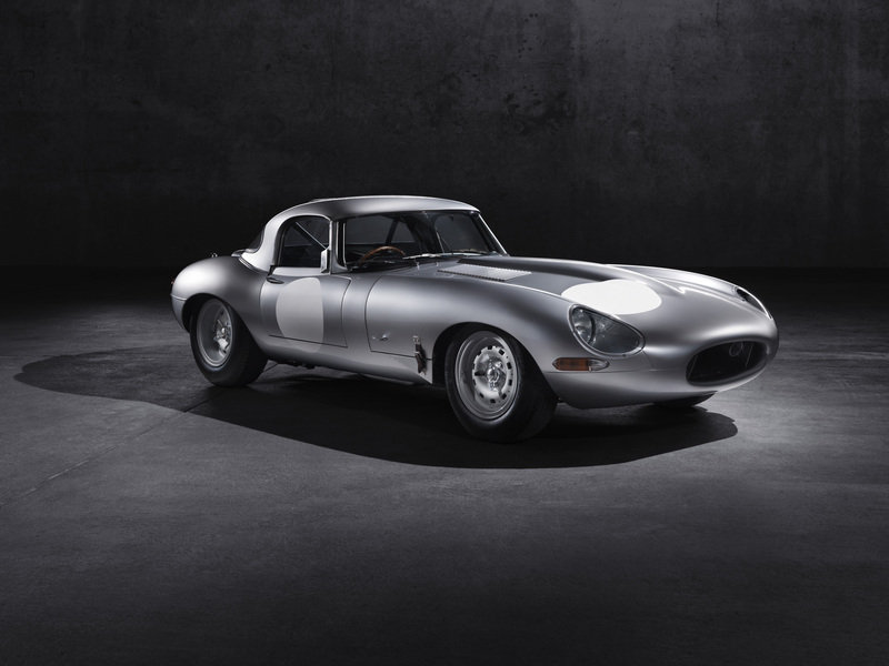 2014 Jaguar Lightweight E-Type High Resolution Exterior - image 564200