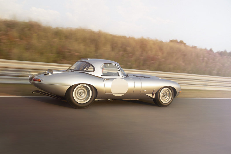 2014 Jaguar Lightweight E-Type High Resolution Exterior - image 564216