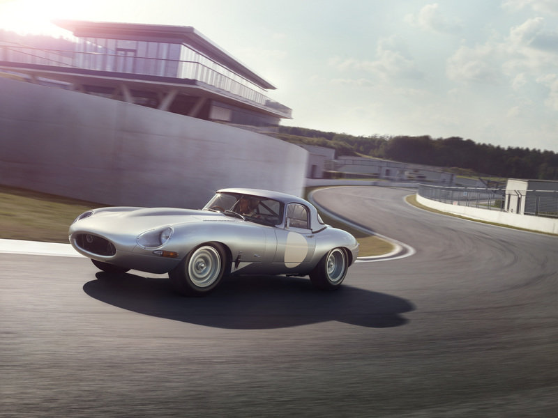 2014 Jaguar Lightweight E-Type High Resolution Exterior - image 564194
