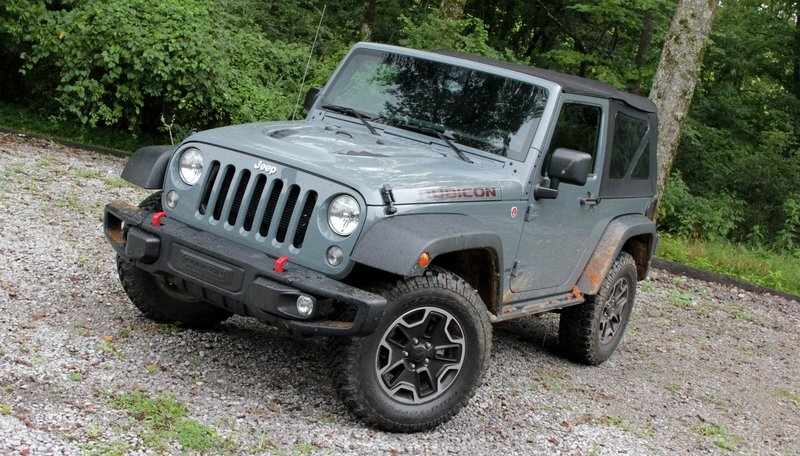 2014 Jeep Wrangler Rubicon X - Driven High Resolution Exterior - image 565276