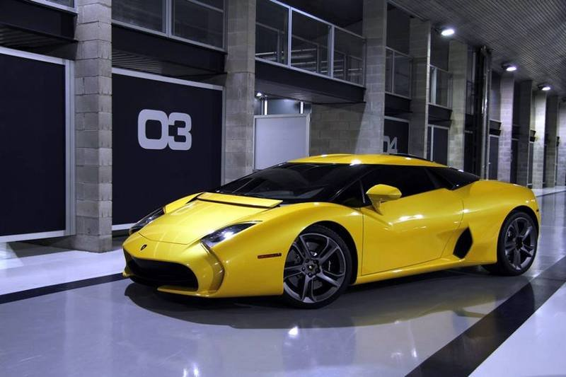Pray to the Heavens That The Lamborghini L595 Roadster Becomes Reality