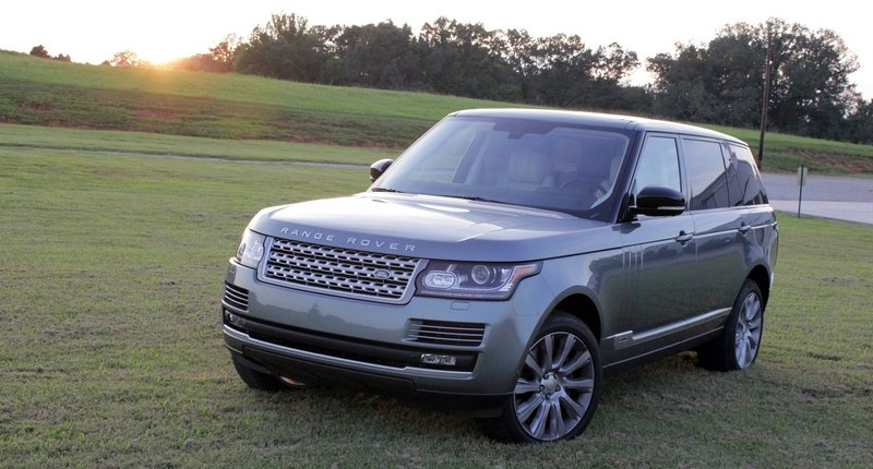 2014 Land Rover Range Rover LWB - Driven
