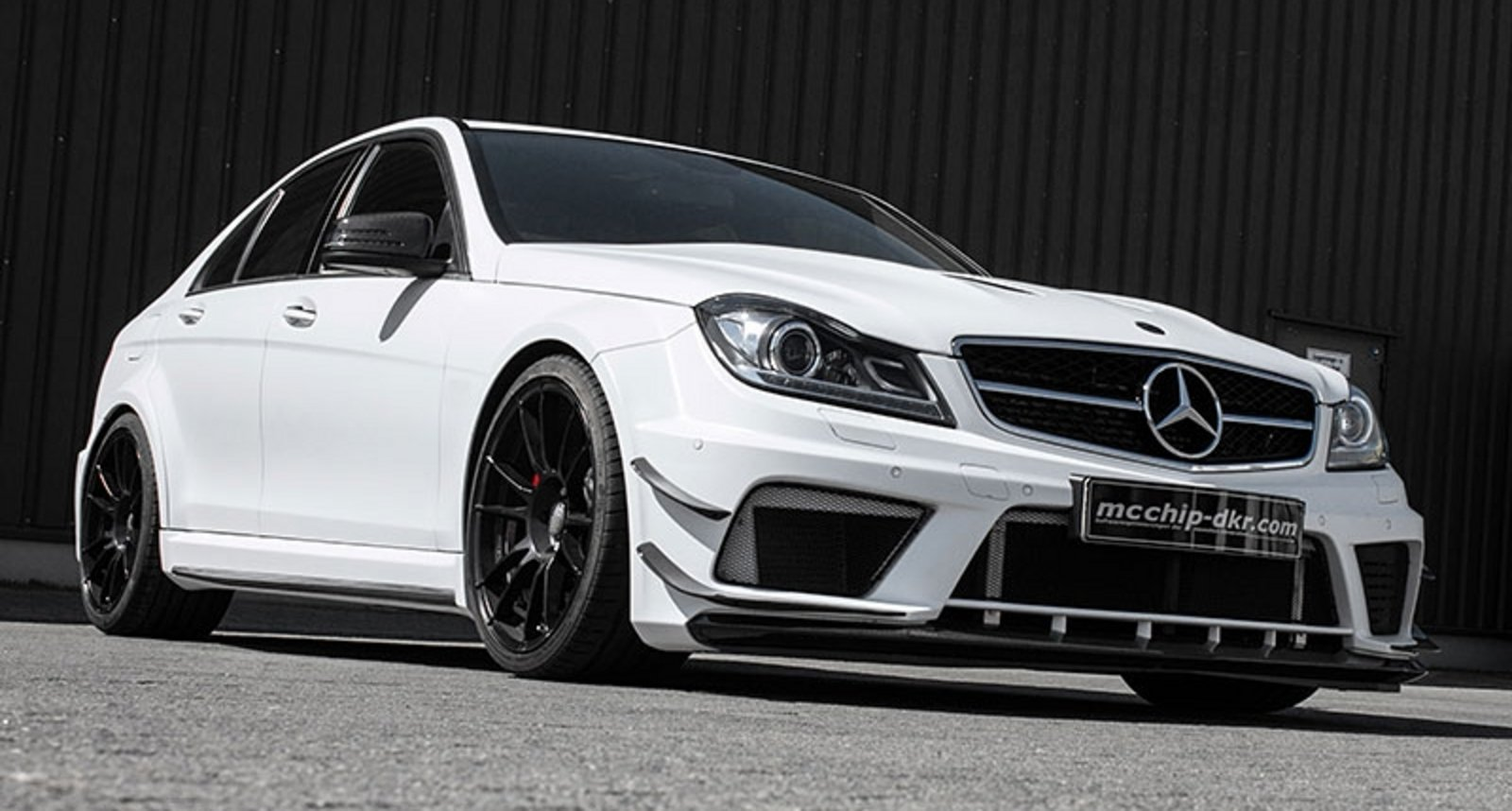 2014 mercedes benz c63 amg mc8xx by mcchip dkr review top speed. Black Bedroom Furniture Sets. Home Design Ideas
