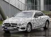 Spy Shots: Mercedes S-Class Convertible Caught Testing Once Again - image 564593