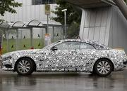 Spy Shots: Mercedes S-Class Convertible Caught Testing Once Again - image 564595