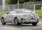 Spy Shots: Mercedes S-Class Convertible Caught Testing Once Again - image 564597
