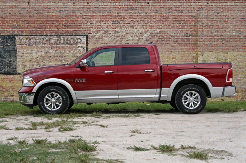 2014 Ram 1500 EcoDiesel - Driven High Resolution Exterior - image 565295