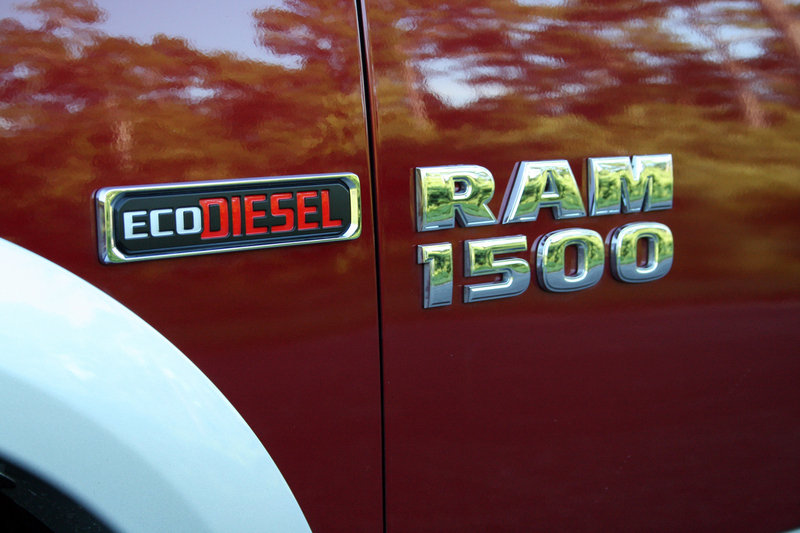 2014 Ram 1500 EcoDiesel - Driven Emblems and Logo Exterior - image 565310