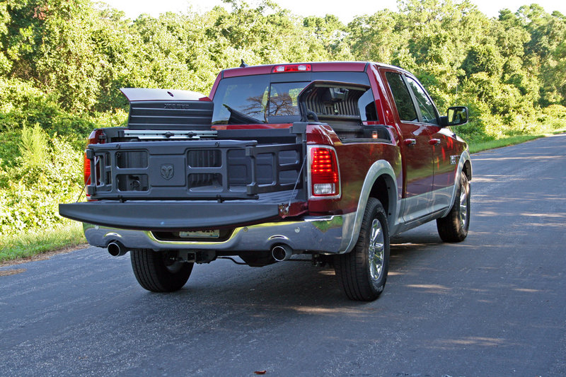 2014 Ram 1500 EcoDiesel - Driven High Resolution Exterior - image 565314