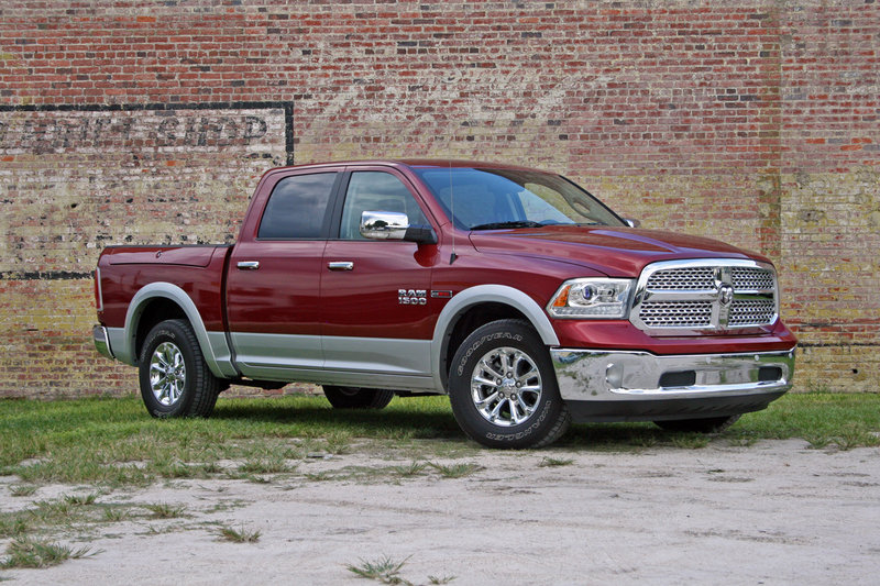 2014 Ram 1500 EcoDiesel - Driven High Resolution Exterior - image 565286