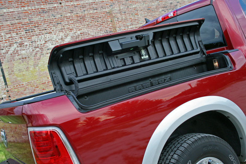 2014 Ram 1500 EcoDiesel - Driven Exterior - image 565323