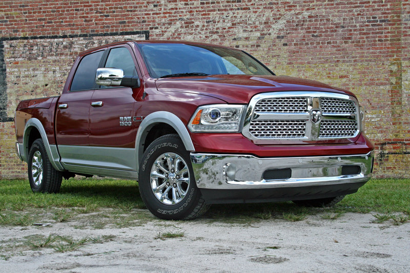 2014 Ram 1500 EcoDiesel - Driven High Resolution Exterior - image 565288