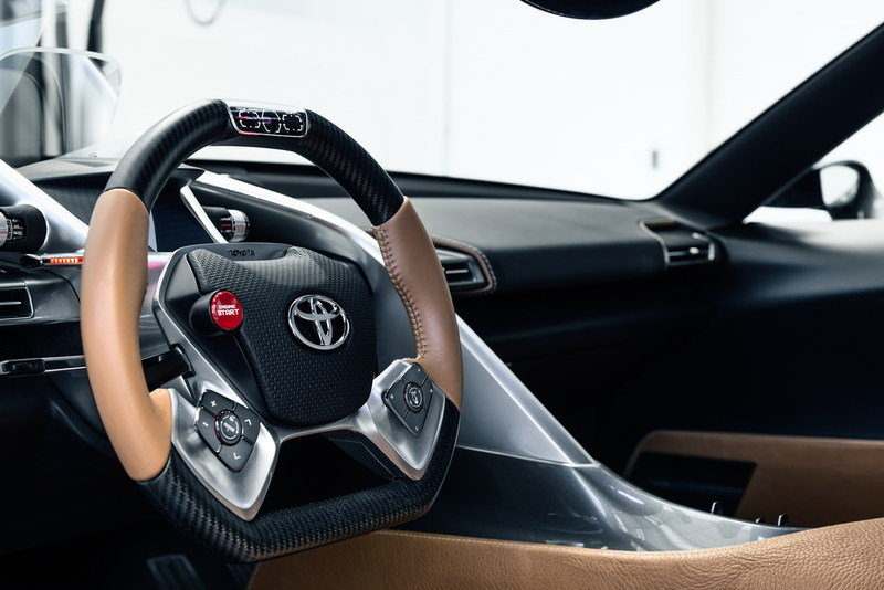 2014 Toyota FT-1 Concept Interior - image 564665