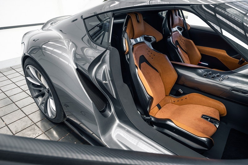 2014 Toyota FT-1 Concept Interior - image 564667