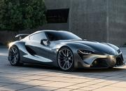 2014 Toyota FT-1 Concept - image 564683