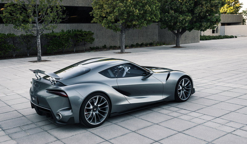 2014 Toyota FT-1 Concept High Resolution Exterior - image 564646