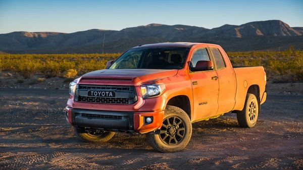 Tundra Trd Pro For Sale >> 2014 Toyota Tundra TRD Pro | car review @ Top Speed