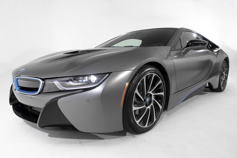 2015 BMW i8 Concours d'Elegance Edition High Resolution Exterior - image 563951