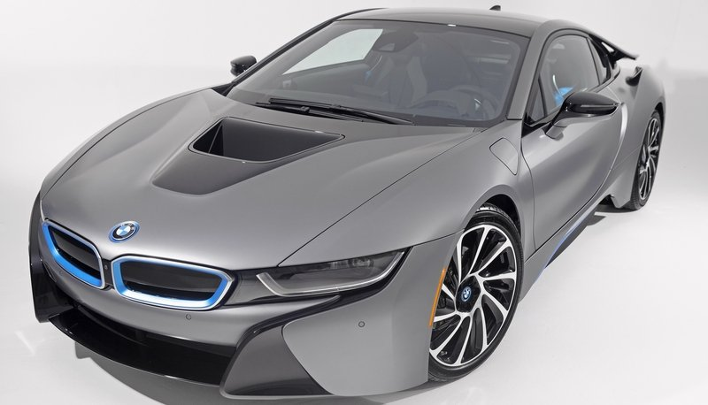 2015 BMW i8 Concours d'Elegance Edition