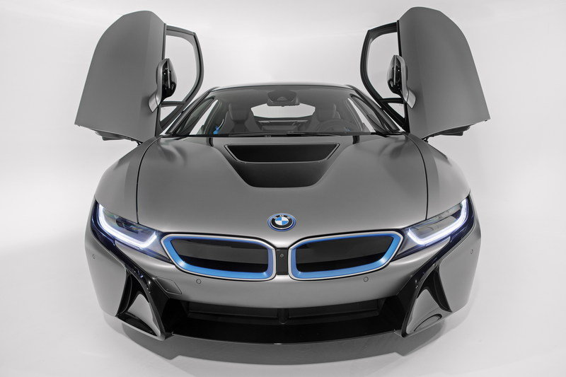 2015 BMW i8 Concours d'Elegance Edition High Resolution Exterior - image 563949