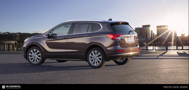 2015 buick envision review top speed. Black Bedroom Furniture Sets. Home Design Ideas