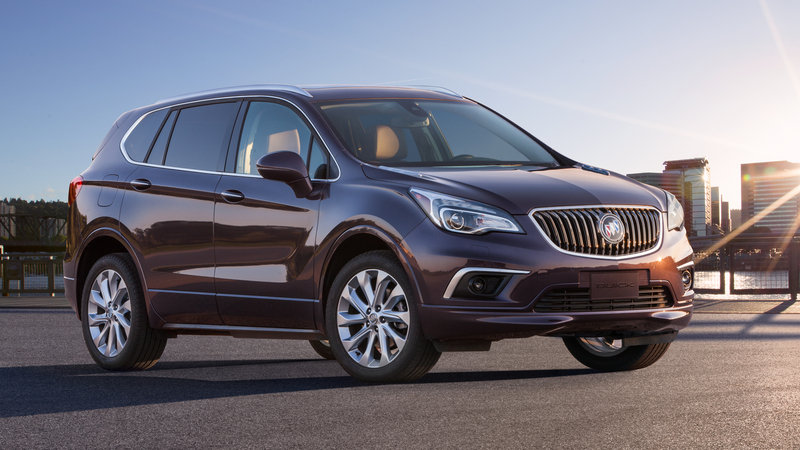 Buick May Bring Chinese-Made Envision To The U.S.