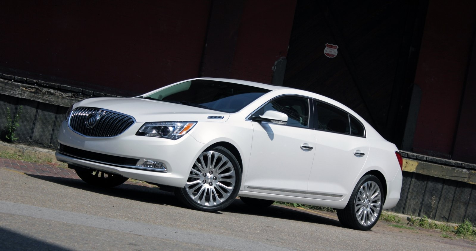 2015 Buick Lacrosse Driven Review Top Speed
