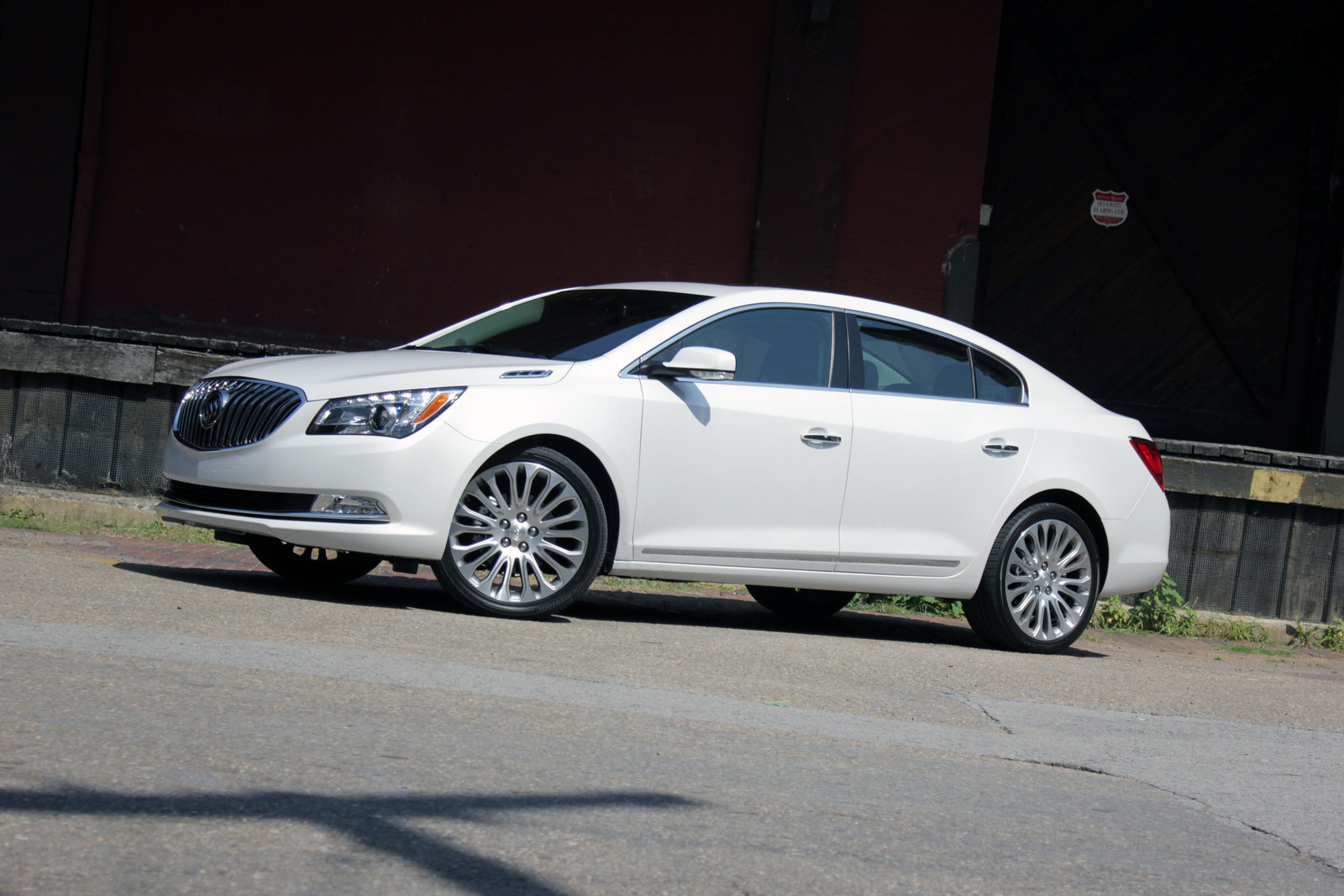 2015 buick lacrosse driven picture 564775 car review top speed. Black Bedroom Furniture Sets. Home Design Ideas