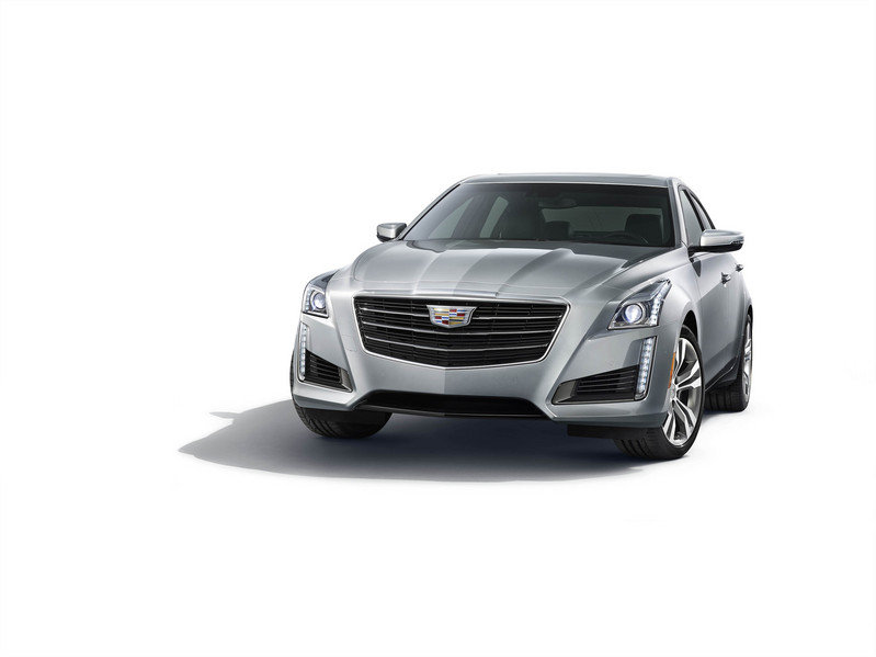2015 - 2016 Cadillac CTS Sedan High Resolution Exterior - image 563569