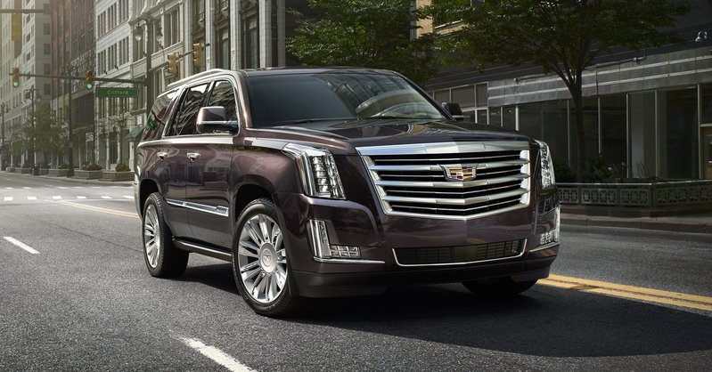 2015 Cadillac Escalade Platinum Collection