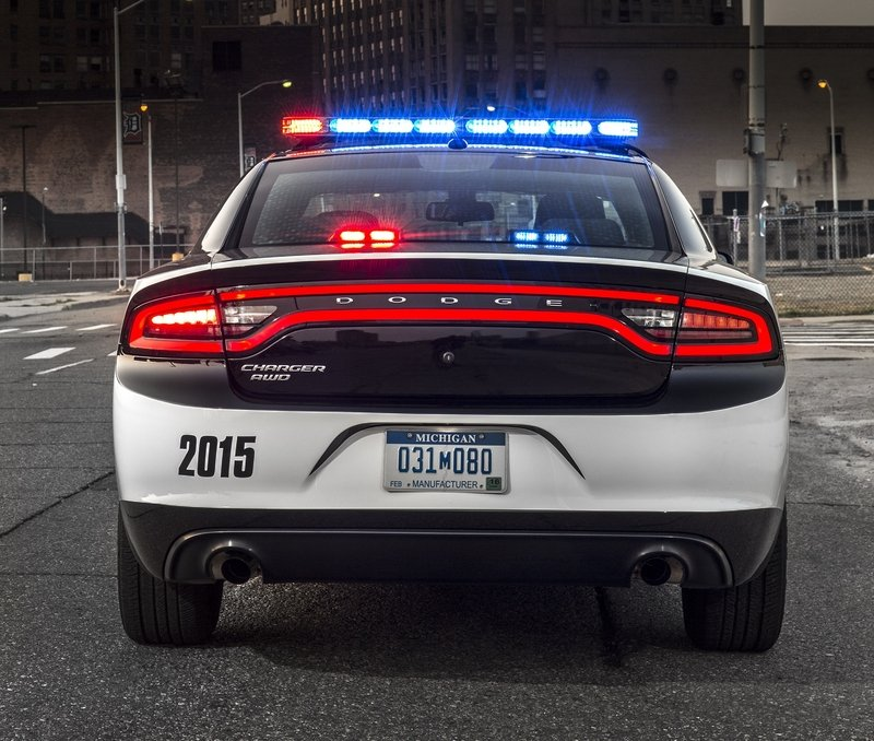 2015 Dodge Charger Pursuit High Resolution Exterior - image 563954