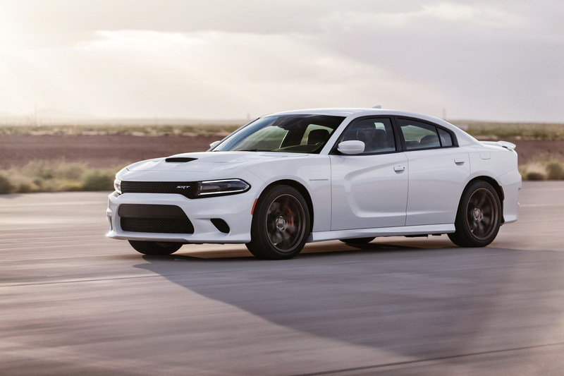 2015 Dodge Charger SRT Hellcat High Resolution Exterior - image 564546