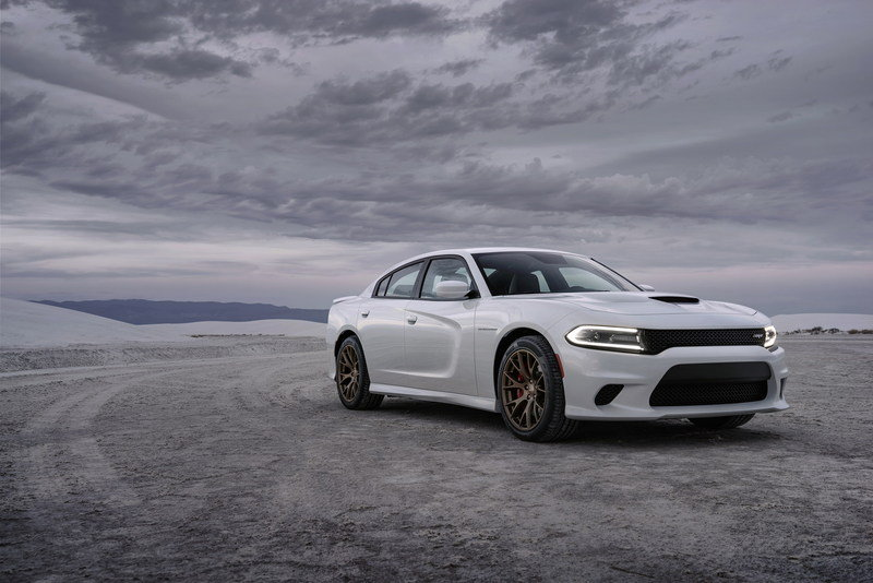2015 Dodge Charger SRT Hellcat High Resolution Exterior - image 564459