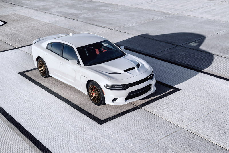 2015 Dodge Charger SRT Hellcat High Resolution Exterior - image 564464