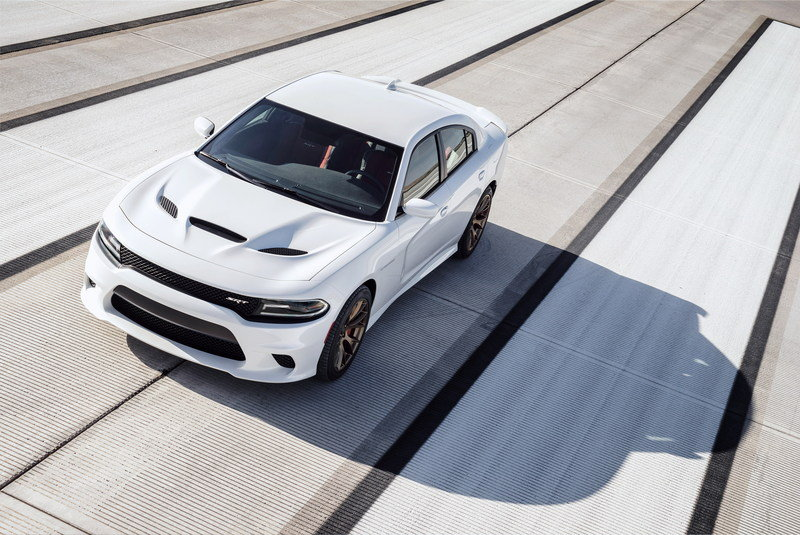 2015 Dodge Charger SRT Hellcat High Resolution Exterior - image 564471