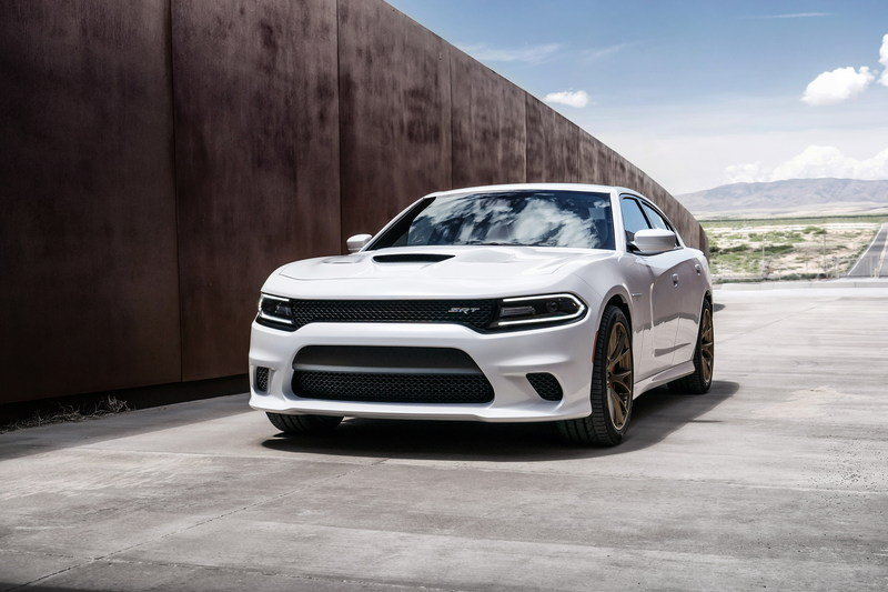 2015 Dodge Charger SRT Hellcat High Resolution Exterior - image 564479