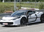 Spy Shots: Ferrari M458-T Goes Out for a New Round of Testing - image 566120