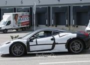 Spy Shots: Ferrari M458-T Goes Out for a New Round of Testing - image 566107
