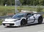 Spy Shots: Ferrari M458-T Goes Out for a New Round of Testing - image 566111