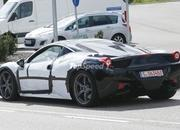 Spy Shots: Ferrari M458-T Goes Out for a New Round of Testing - image 566112