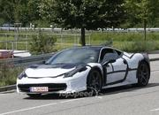 Spy Shots: Ferrari M458-T Goes Out for a New Round of Testing - image 566113
