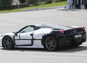 Spy Shots: Ferrari M458-T Goes Out for a New Round of Testing - image 566114