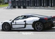 Spy Shots: Ferrari M458-T Goes Out for a New Round of Testing - image 566106