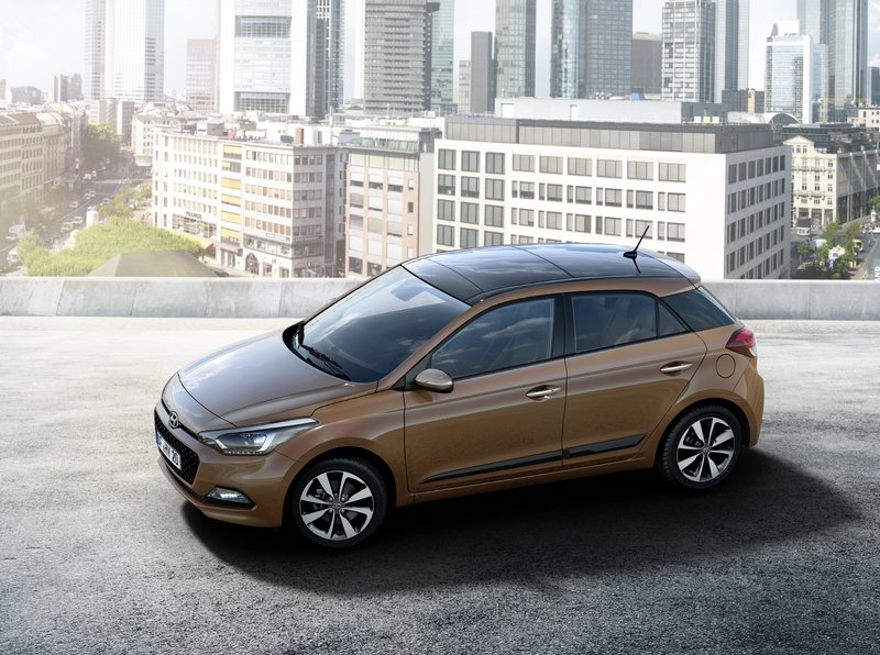 2015 Hyundai i20 High Resolution Exterior - image 564353