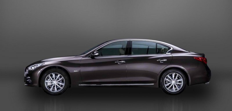 2015 Infiniti Q50L High Resolution Exterior - image 565495