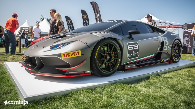 Perfect 2015 Lamborghini Huracan LP620 2 Super Trofeo