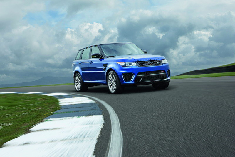 2015 Land Rover Range Rover Sport SVR High Resolution Exterior - image 564023