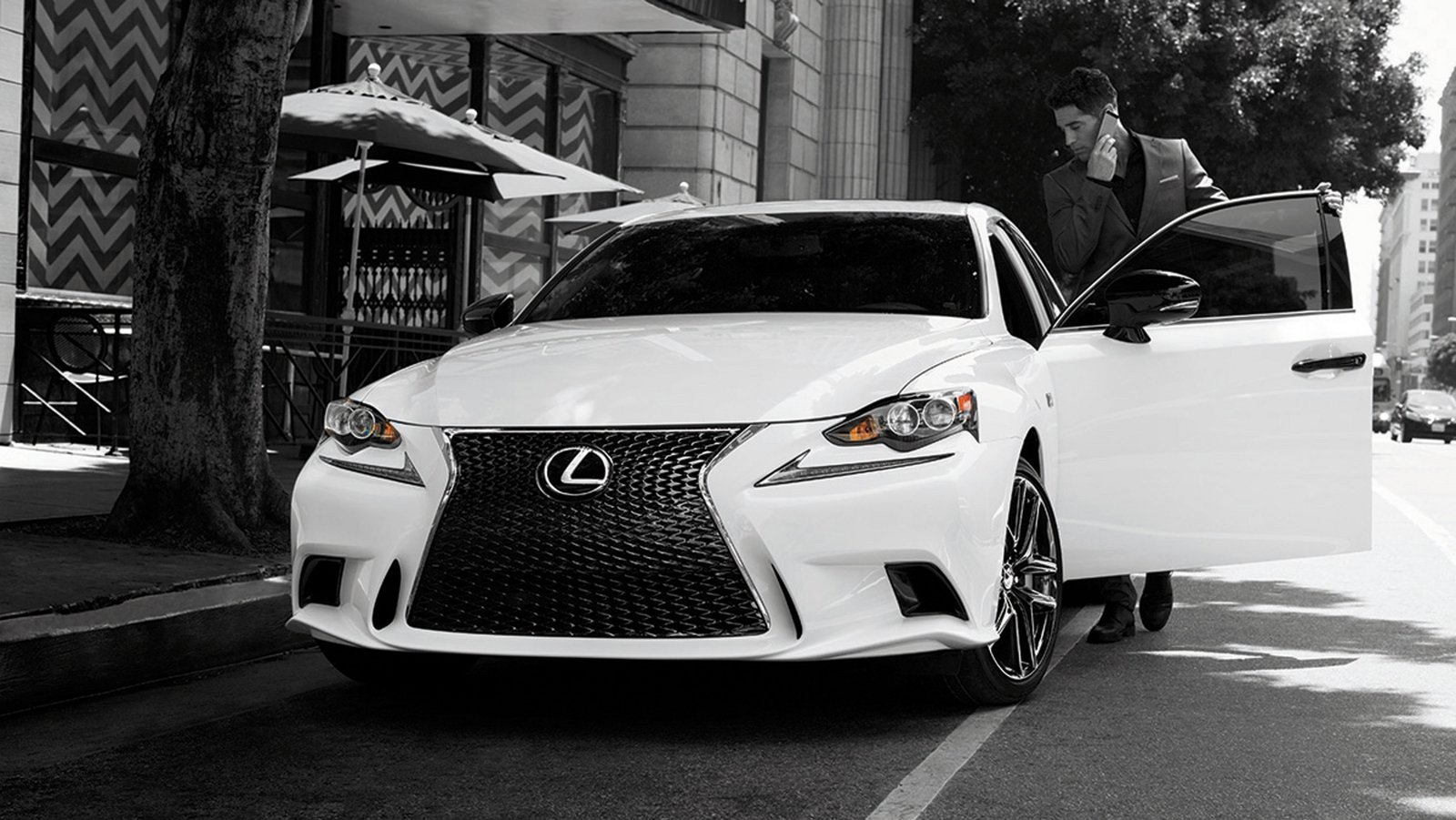 Who Makes Lexus Cars: 2015 Lexus IS Crafted Line Edition