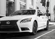 2015 Lexus LS Crafted Line Edition - image 563340